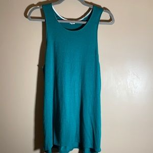 Wilfred Free Green Tank Top